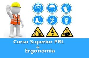 Curso superior de Riesgos + Ergonom�a