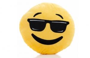 Cojín emoji