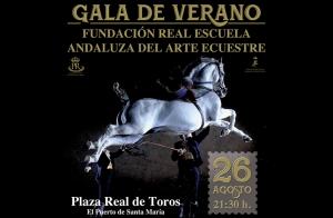 Entradas Gala de Verano: Fundación R.E.A de Arte Ecuestre