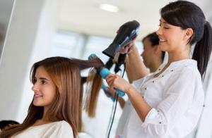Sesión completa de peluquería