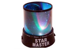 Mini Proyector Estrellas Star Master