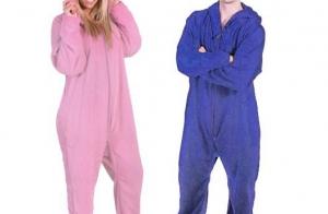 Pijamamanta para hombre y mujer