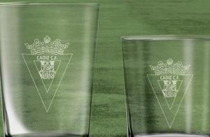 Vasos Cádiz CF