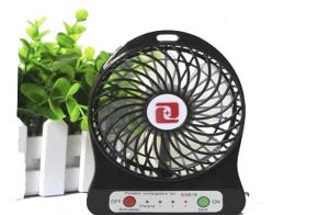 Mini Ventilador Portátil Recargable