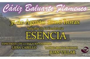 Entradas C�diz Baluarte Flamenco 31 de agosto