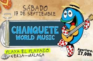 Chanquete World Music Festival de Nerja