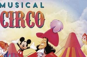 Entradas para Circo Musical