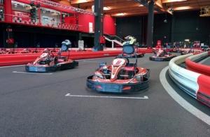 Dos súper tandas de karting para dos