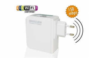 Repetidor Wifi Crystalview