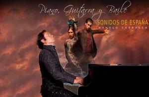 Manolo Carrasco: Sonidos de España en Rota