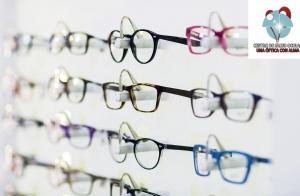 Gafas monofocales con montura de marca