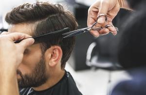 2 cortes de pelo para caballero o niño