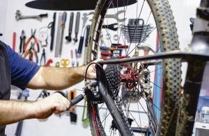 Revisi�n y puesta a punto de tu bici