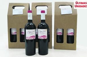 Pack de 2 botellas Ribera del Duero Sire 7